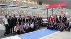 Người Việt đến trường đua F1 lái siêu xe Audi R8