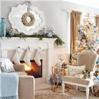Bí quyết trang trí Noel kiểu...ít tiền