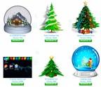Cách tạo cây thông Noel trên desktop cực đơn giản