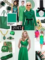 12 phong cách làm đẹp nổi bật nhất 2013