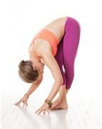 Những bài tập yoga tốt cho sức khỏe chị em