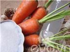 Cách làm mứt cà rốt cực đơn giản!