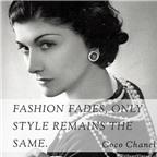Bài học khởi nghiệp từ đế chế thời trang Coco Chanel