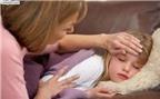 Con cao huyết áp do mẹ cho dùng thuốc nhỏ mũi