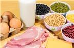 Thực phẩm thúc đẩy sự trao đổi chất