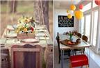 10 cách biến cửa cũ thành đồ nội thất trong nhà