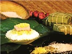 Cách gói bánh chưng xanh dẻo thơm cho ngày tết