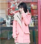 Mẹo mặc màu hồng nhạt đẹp mà không sến