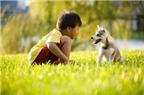 Cún cưng giúp giảm nguy cơ hen suyễn ở trẻ em