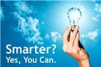 10 cách giúp bạn thông minh hơn