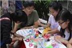 Học cách làm đồ chơi dân gian Nhật Bản ở Hà Nội