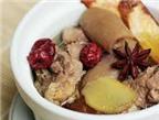 6 món ăn thuốc từ thịt dê