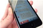 Cách chuyển tiếp tin nhắn trên iPhone?