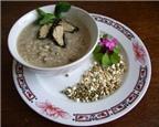 Cháo gạo tẻ chữa bệnh