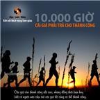 10.000 giờ - Cái giá phải trả cho thành công