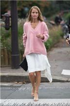 5 cách kết hợp tông màu hồng để bạn có một trang phục ăn ý trong dịp Tết
