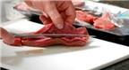 Cách làm thịt bò khô 'lai rai' ngày Tết