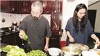 NSND Lê Hùng học cách sống từ… nấu ăn