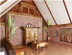 Phong thủy bàn thờ theo phong tục tập quán