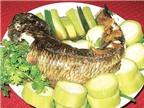 Món ngon chữa bệnh từ cá lóc