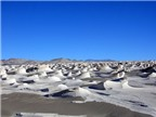 Cánh đồng đá bọt tuyệt đẹp ở Argentina