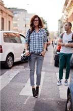 Bí quyết chọn kiểu dáng quần jeans hoàn hảo với dáng người