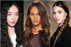 5 kiểu tóc đẹp hơn khi... bẩn