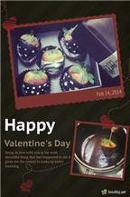 Mách bạn cách làm chocolate dâu tây ngày lễ tình yêu