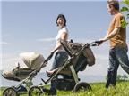 5 bí quyết để chọn xe đẩy cho bé phù hợp