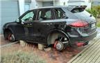 Ô tô tiền tỷ của sao Bayern Munich bị