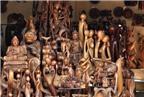 Thăm làng nghề gỗ nghìn năm tuổi ở Indonesia