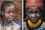 Cách làm đẹp đau đớn của bộ lạc Châu Phi