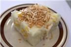 Những món ăn cực ngon từ bắp ngô