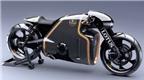 Siêu xe mô-tô từ Lotus