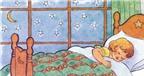 Mẹo hay giúp bé không còn sợ ngủ một mình