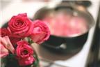 Làm đẹp tại nhà từ A đến Z với hoa hồng