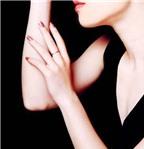Bí quyết làm trắng da vùng khuỷu tay và đầu gối