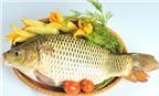 Món ăn, thuốc bổ từ cá chép