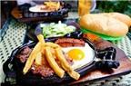 Địa chỉ ăn món Bít tết ngon ở Hà thành