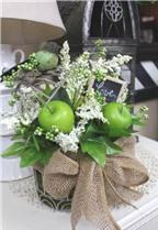 Trang trí nhà xinh với cách cắm hoa tự nhiên mà ấn tượng
