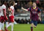 Barca thắng tưng bừng, rút ngắn khoảng cách với Real