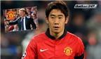 Kagawa: 'Sẽ chơi theo cách của mình để thuyết phục Moyes'