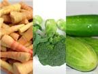 Thực phẩm và nguy cơ sỏi thận