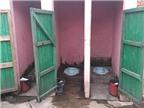 Nhếch nhác nhà vệ sinh công cộng