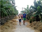 Du lịch trải nghiệm làng quê Việt hấp dẫn du khách