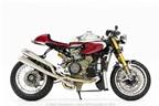 Ducati 1199 Panigale phong cách café racer độc đáo