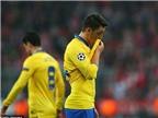 Mesut Oezil có nguy cơ phải nghỉ dài hạn