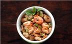 Tép rang húng quế – món ăn dân dã ngon tuyệt