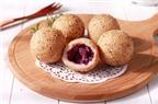 """Bánh rán """"lúc lắc"""" đặc trưng trong ẩm thực Hà thành"""