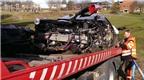 Tay lái 18 tuổi phá nát siêu xe Ferrari 458 Italia